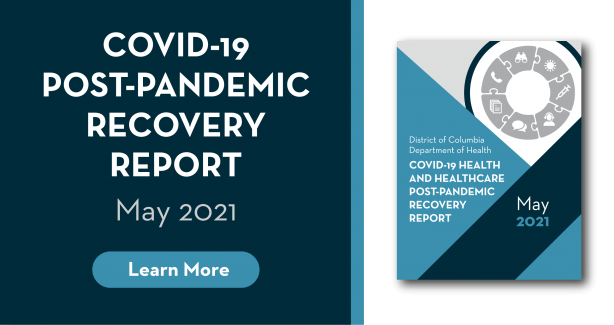 COVID-19 Health and Healthcare Post-Pandemic Recovery Report