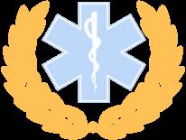 Illustration, image of a caduceus, medical symbol