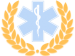 Illustration, image of a caduceus, medical symbol